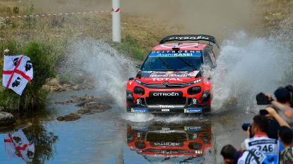 Rallyrijder Esapekka Lappi trekt naar M-Sport Ford