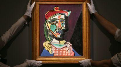 'Speciaal' schilderij van Picasso in Londen geveild voor 50 miljoen pond