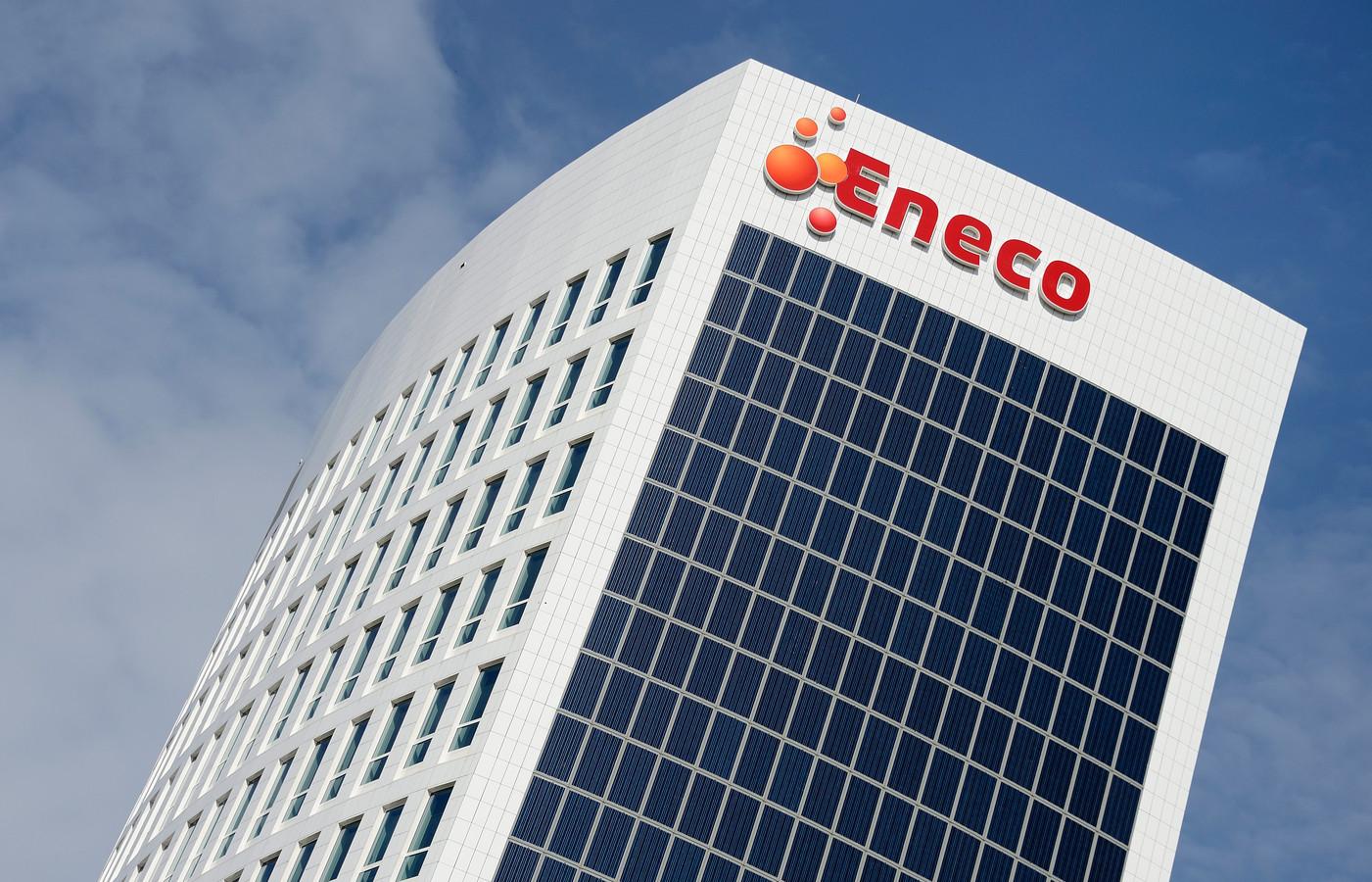 Het hoofdkantoor van energieleverancier Eneco in Rotterdam.