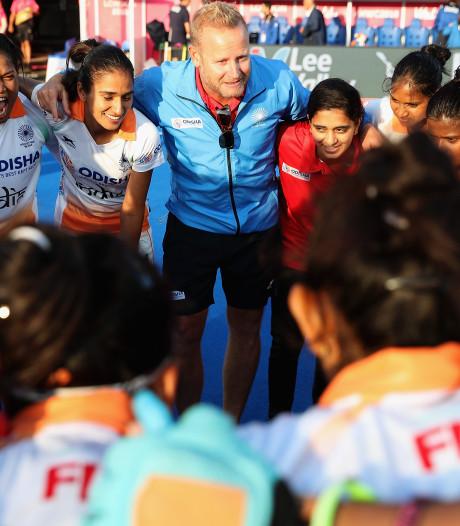 Marijne leidt hockeysters India naar de Spelen: 'Zoveel deuren gaan nu voor hen open in India'