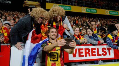 Eerste periodetitel voor KV Mechelen