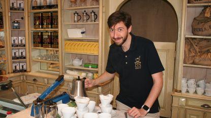 Familie Cruyt maakt herintrede in Kerkstraat: Laurent Junior opent kwaliteitskoffiewinkel