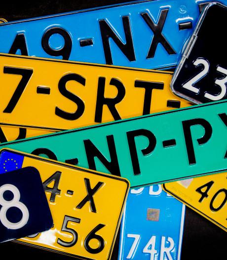 Ruim duizend boetes in Langstraat voor onverzekerde voertuigen