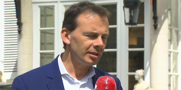 Minister Wouter Beke (CD&V)