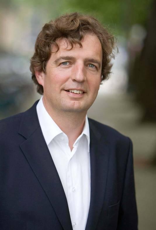 Rene Verhulst, burgemeester van Ede.