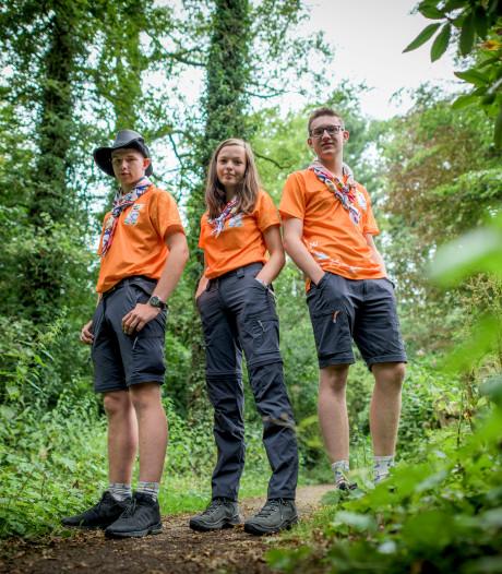 Veertig Twentse scouts naar Amerika voor avontuur van hun leven