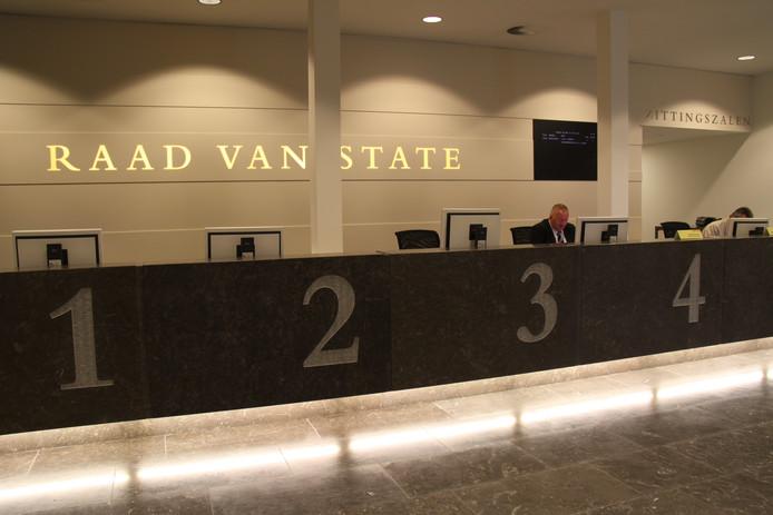 Raad van State in Den Haag