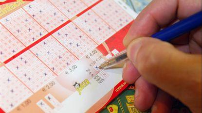 Lottowinnaars haalden vorig jaar 5,6 miljoen euro niet op