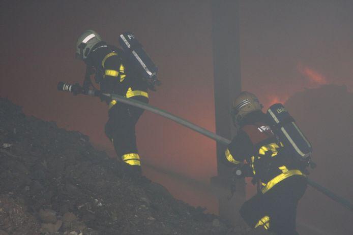 In 2015 brak er brand uit in het bedrijf.