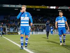 'Tweede nederlaag tegen een ploeg waar we niet van mogen verliezen'