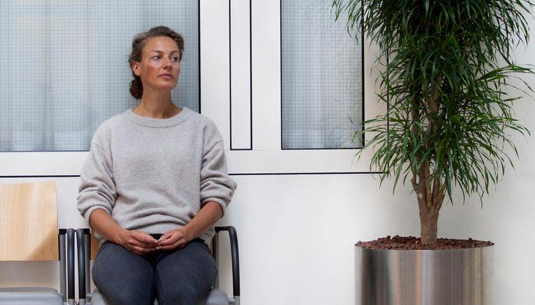Judith in het OLVG Beeld Mascha Jansen