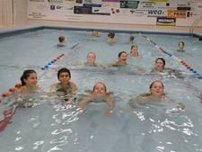 Zwemvierdaagse in Nieuwerkerk van start