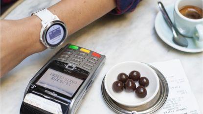 Klanten BNP Paribas Fortis kunnen nu betalen met Garmin en Fitbit