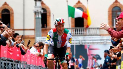 Viviani bevestigt: Italiaanse kampioen verlaat Giro