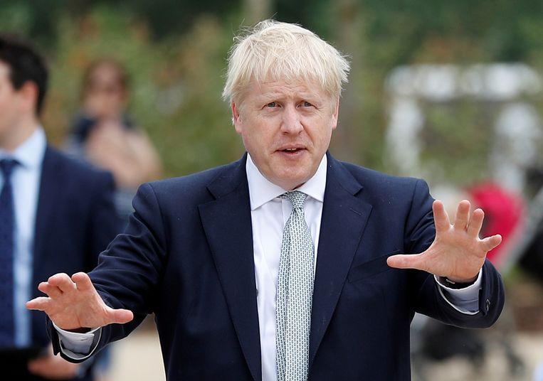 Boris Johnson is de grote favoriet om Theresa May op te volgen als premier.