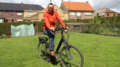 Auto's aan de kant: in mei kiezen deelnemers van Tournée Pédale voor de fiets