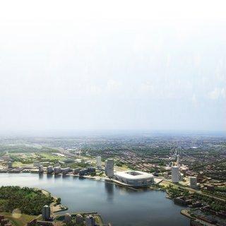 Plan Feyenoordstadion dreigt weer te mislukken: gemeente wil niet tekenen voor jaarlijkse garantie