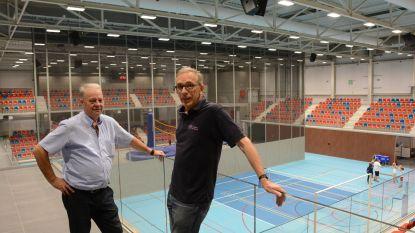 Asterix AVO neemt nieuwe topsporthal in gebruik