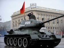 Geheime kaart van het Rode Leger laat zien dat de Russen spioneerden in Dordt