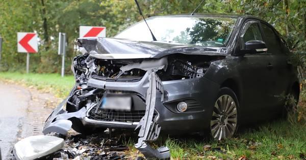Bestuurder gewond door ongeluk in Schijndel, andere automobilist had teveel gedronken.