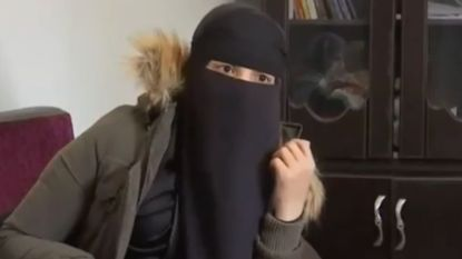 """""""Ontsnapte Belgische vrouw al terug bij IS"""""""