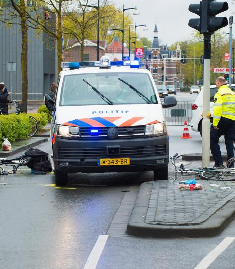 Werkstraf voor agent die fietsers aanreed in Apeldoorn