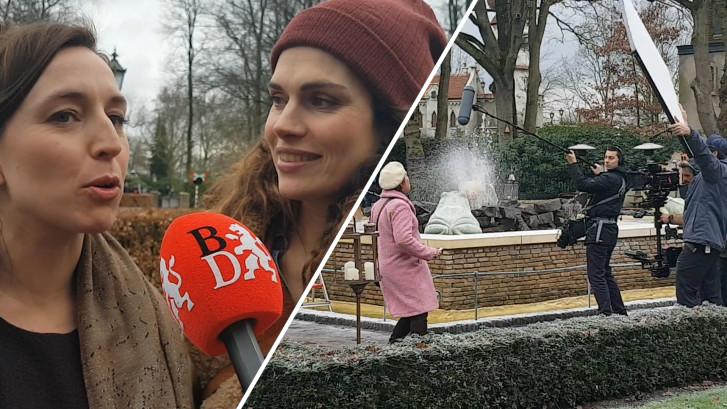 Filmopnames in de Efteling: 'Niet drie keer in De Baron en dan een scene opnemen'