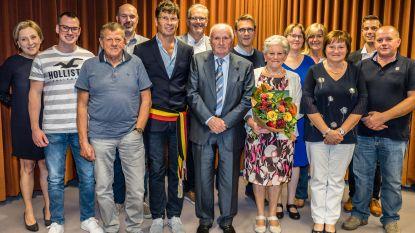 Fons Feyaerts en Julia Timmermans vieren diamanten huwelijk
