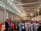 Medewerkers HMC Westeinde voeren actie voor betere cao