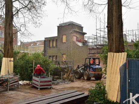 Omwonenden Turfmarktkerk Gouda: 'Meer afstand en meer groen'