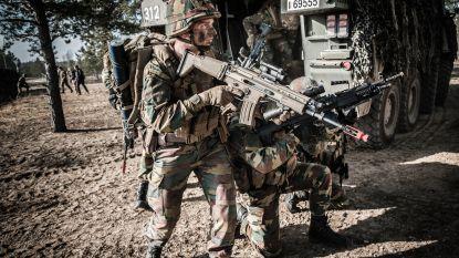 """Mee op NAVO-missie in Litouwen om Russen af te schrikken: """"Hiervoor gingen jullie bij Defensie. Niet om in Antwerpen op straat te staan"""""""