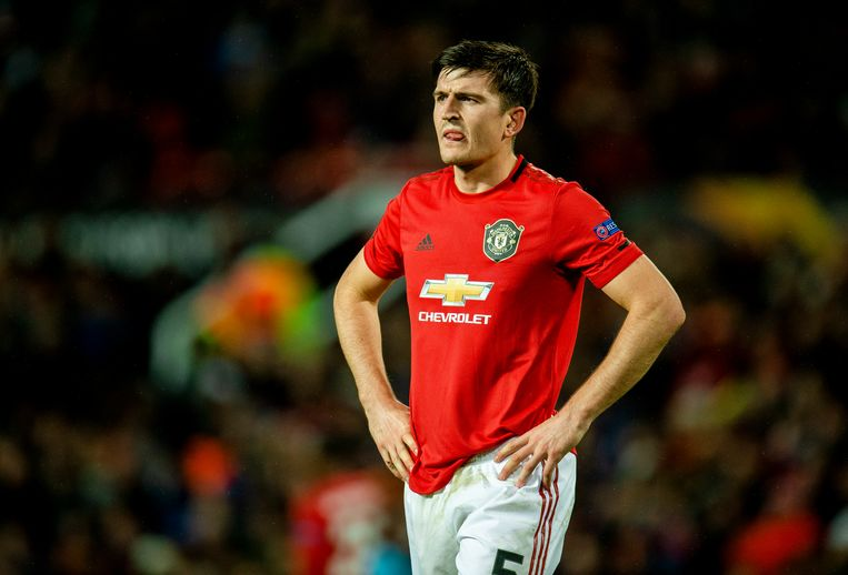 Maguire van Manchester United.