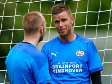 PSV houdt doelman Robbin Ruiter binnen