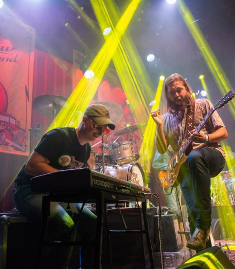Leif de Leeuw Band speelt Allman Brothers Band in Cacaofabriek Helmond