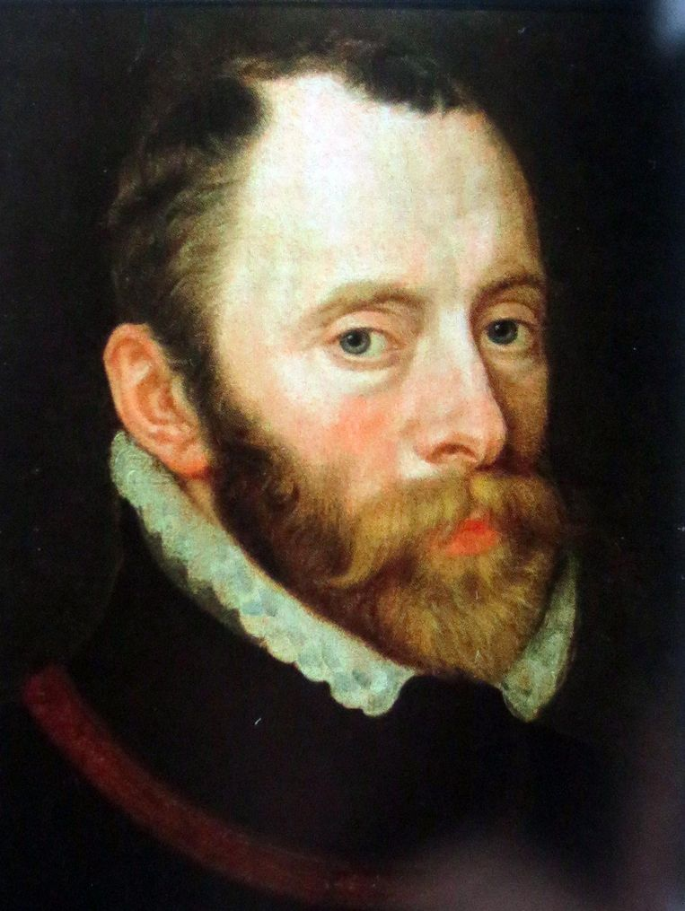 Filips van Montmorency, graaf van Hoorne.
