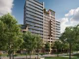 Start bouw van laatste fase Willemspoort: 100 nieuwe appartementen