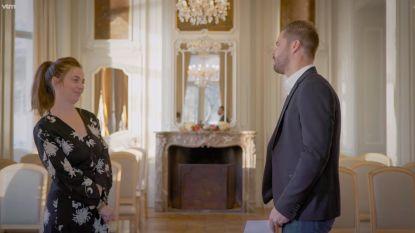 Vanavond in 'Blind Getrouwd': Mike en Marjolein zien elkaar voor het eerst terug na één maand doodse stilte