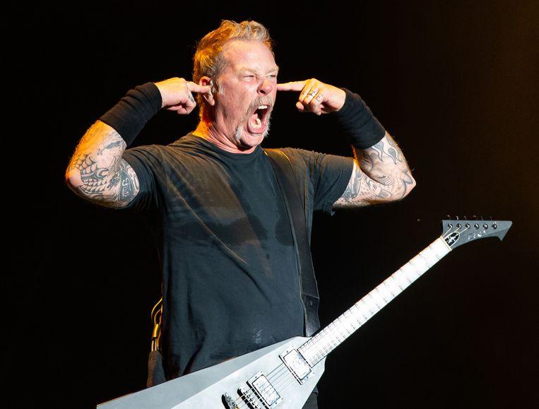 Het gaat goed met Hetfield, zegt Ulrich.