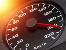 Beschonken automobilist rijdt met 137 km/u door Glane