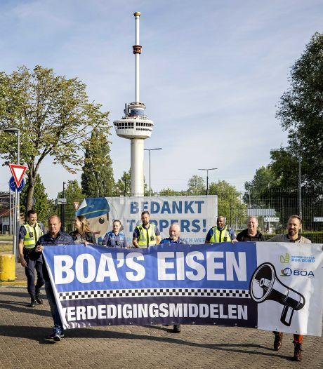 Lokker: 'Zoetermeerse boa's moeten zich met pepperspray kunnen verdedigen'