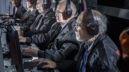 De tweede jeugd van tegenwoordig: deze 60-plussers zijn professionele gamers