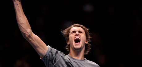 Zverev wint en schakelt Nadal in ATP Finals uit