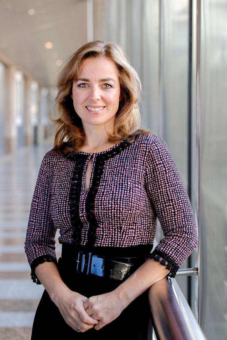 Marianne Thieme van de Partij voor de Dieren. Beeld anp