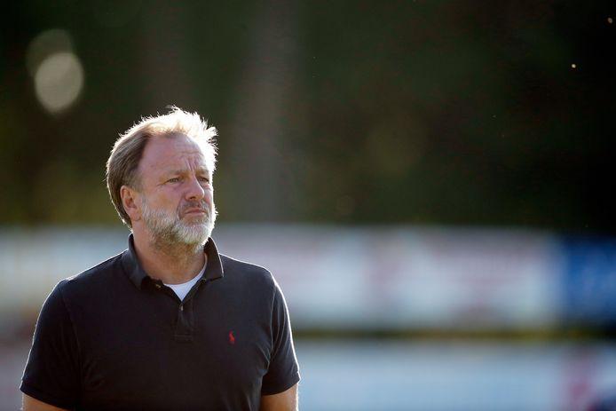 Mike Snoei trainer van De Graafschap