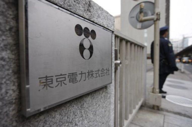 Het hoofdkantoor van Tepco in Tokio. EPA Beeld