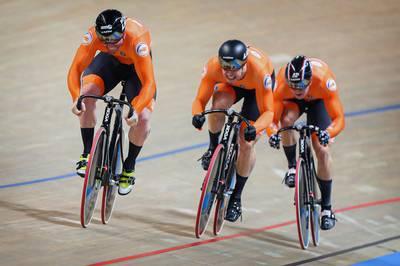 Nederlandse sprinters favoriet, maar pas op! De Britten komen eraan