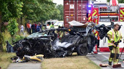 Gsm'ende bio-ingenieur (24) sterft na frontale klap tegen truck