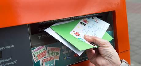 Een derde van de brievenbussen in Oss verdwijnt