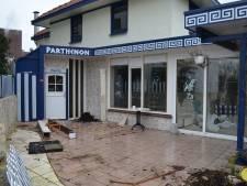 Griek richt grote vernielingen aan bij ontruimen van restaurant in Holten
