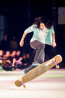 Je longboard als dansvloer bij WK in Eindhoven